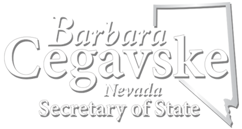 Barbara Cegavske For Secretary of State